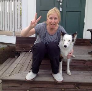 Marie Hedman och Nötvallens Bet.